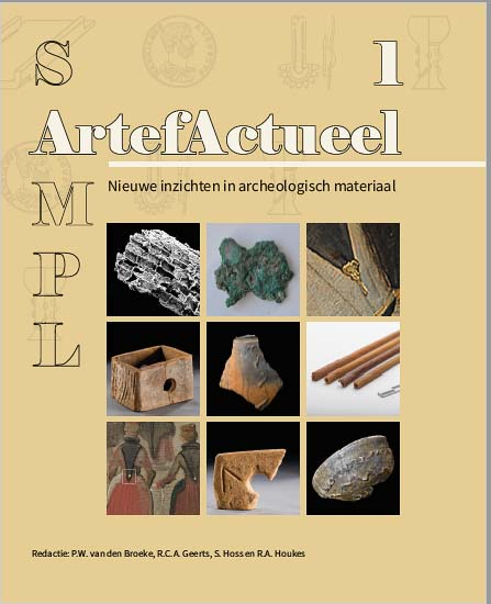 artefactueel tijdschrift archeologie