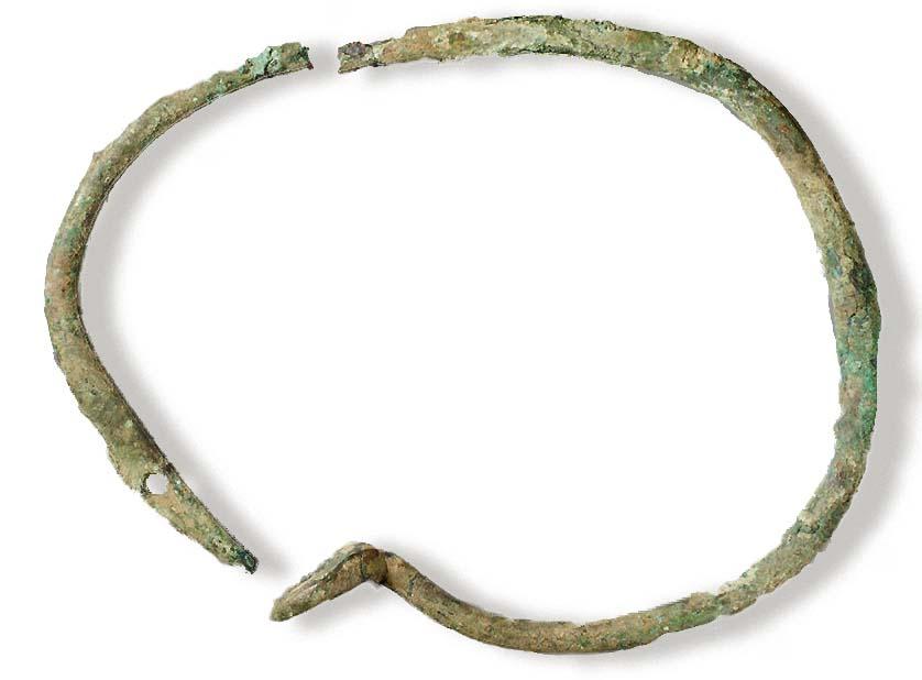 ringbit archeologische vondst SAMPL